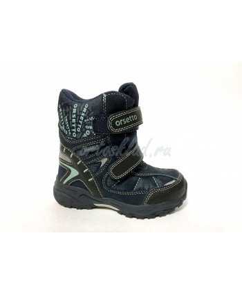 Ботинки Orsetto Sympa Tex мембрана Размеры: 26,28