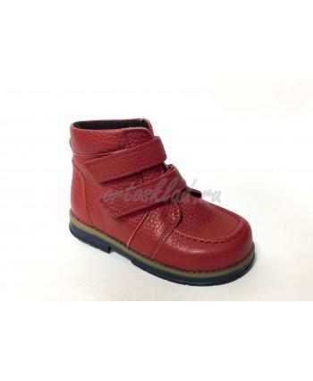 Ботинки демисезонные утепленные Таши Орто 343-121 Размеры: 26